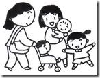 お母さんと赤ちゃん-01