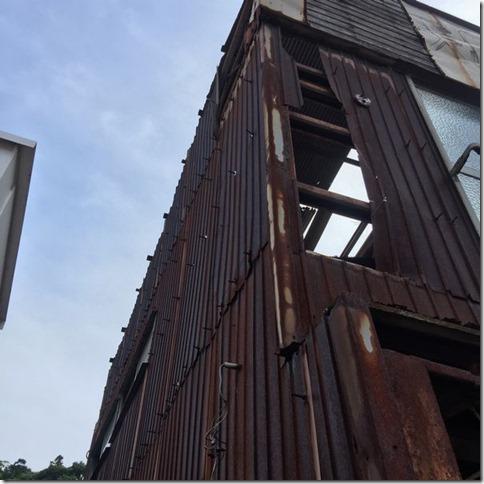 建物の解体撤去-5